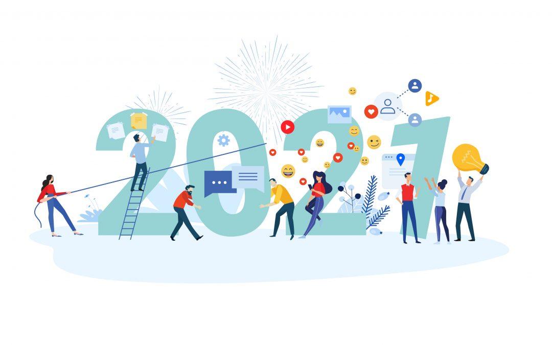 Axinite vous souhaite une année 2021 pleine d'énergie !